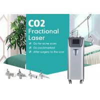 China High Energy 60W Rf Tube Co2 Fractional Laser Machine Surgical Vaginal Tightening wholesale