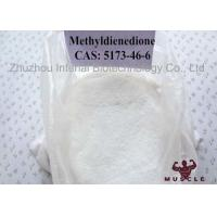 China Muscle Mass Building Prohormones , Estra 4 9 Diene 3 17 Dione 30mg CAS 5173-46-6 wholesale