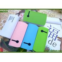 China Stylish Book Shape Universal Portable Mobile Battery Charger 7800mAh wholesale