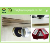 China Hard Stiffness Cardstock Printing Paper , Gray Cardstock Paper For Invitations on sale