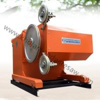 China Hot Sale Wire Saw Cutting Machine for Marble Stone Quarry wholesale