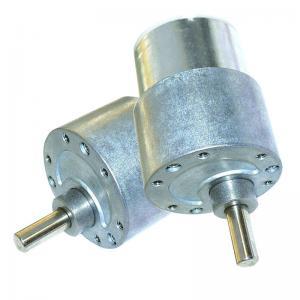 China 37mm Diameter 12V Brushed DC Electric Motor Sanitary Ware Customized Voltage Range wholesale
