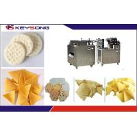 China Healthy Puff Snack Flour Tortilla Maker Machine , High Efficiency Corn Flakes Machine on sale