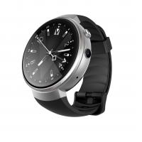 Buy cheap black smart watch Size (weight) dia 48*48* 13.7mm (weight: 55g) Water resistant from wholesalers