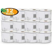 China 4 X 6 Adhesive Backed Paper Roll Direct Blank Shipping Labels For Zebra 2844 Zp-450 wholesale