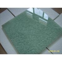 China Flat Tempered Safety Glass , 5mm Toughened Glass For Curtain Wall Glass wholesale