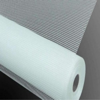 China Colorful high Sticky and soft fiberglass net used for EPS wholesale