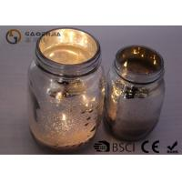 China Wine Bottle Led Lights Mason Jar Outdoor Lights Glass / Plastic Material wholesale