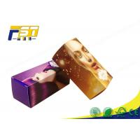 China Full Color Printing Colored Corrugated Mailing Boxes 350gsm Bio - Degradable wholesale