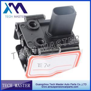China Professional Air Suspension Compressor Valve  E71 E72 37206789938 37226775479 wholesale