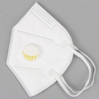 China Personal Protective Disposable KN95 Foldable Dust Mask wholesale