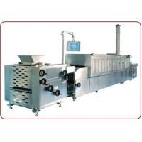 China Industrial Biscuit Making Machine 20 - 100 Pcs / Min Full Automatic Multi Function wholesale