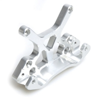 Buy cheap Aluminum CNC Machined Turned Milling Lathe Parts Precision CNC Machining Part from wholesalers