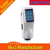 Quality Ns820 Color Spectrophotometer D/8 with Opacity Whiteness Yellowness Function and 4mm Small for sale
