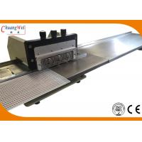 Buy cheap Durable Multicut PCB Machine For LED Depanel , electric control from wholesalers