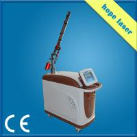 China OEM / ODM pico laser for tattoo removal , Safe laser tattoo removal equipment on sale