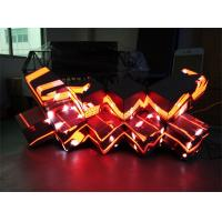 China Cool Fashion P5 RGB LED DJ Booth Indoor LED Video Wall For Music Bar Club wholesale
