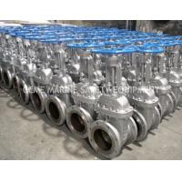 China API 600 Wedge Stainless Steel Hand Wheel Gate Valve on sale