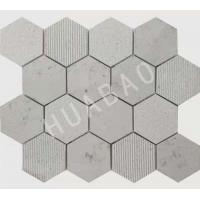 China InorganiceTerrazzo  Mosaic Tile Sheets  artificial stone For Indoor outdoor wholesale