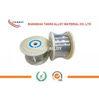 China Nichrome Wire Cr20ni80 Resistance Nickel Chrome Alloy For Industrial Furnace Spring wholesale