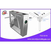 China Automatic tripod gate / RFID card tripod turnstile with software management wholesale