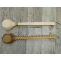 Buy cheap Traditional style wooden Sauna Ladle. Practical and durable. Handcrafted with a fine finish. from wholesalers
