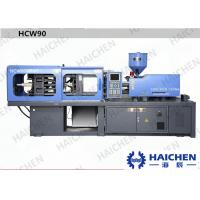 China 90 Ton Plastic Injection Molding Machine Hydraulic For PP / PS / PVC / PE wholesale
