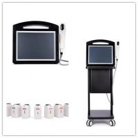 China 11 Lines Shots Hifu Medical Equipment 4d Hifu Wrinkle Removal With 15'' Color Touch Screen wholesale