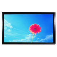 China Wall Mounted Interactive All In One PC Touch Screen 49 Inch 16 : 9 Super Thin Shell Body wholesale
