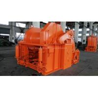 China Electric / Hydraulic marine towing winch wholesale