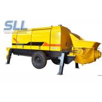 Buy cheap PLC Control Cement Pumping Machine Cement Powder Pump For Mortar Easy Operate from wholesalers