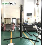 China 15m lockable pneumatic telescopic mast 200kg payloads NR-2750-15000-200L wholesale