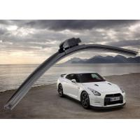 China Multifit 14 Inch Winter Wiper Blades With 12 Multi - Functional Adapters wholesale