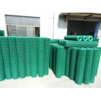 """China PVC Welded Wire Mesh Green,2""""x2"""",1""""x1"""" wholesale"""