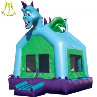 Buy cheap Hansel  water- proof and cheap inflatable bouncy castle inflatable jumping castle for sale from wholesalers