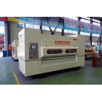 China Servo Types Corrugated Slitter Machine 200m/Min Width 1800mm For Paper NC Slitting wholesale