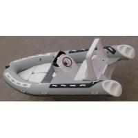 China Solid Inflatable Rib Boat Elegant Design 17 Ft Panga Style Boats With Canopy wholesale