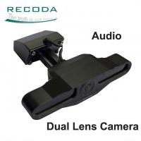 Buy cheap Dual Lens Vehicle Mounted Cameras 1.3 Mepixels Resolution For SUV Taxi Car from wholesalers