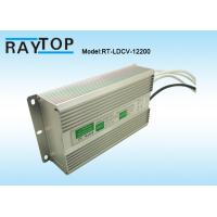 China AC 85 - 265V Input Constant Voltage LED Driver 12VDC Output High Power 200W IP67 wholesale