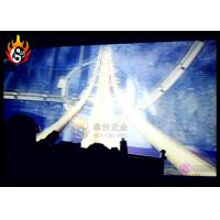 China Outdoor 6D Movie Theater LED 19 inches with Special Effect System wholesale
