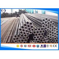 China 8620 / 20CrNiMoA Mechanical Alloy Steel Tube Black Surface Q+T Heat Treatment wholesale