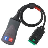 China PP2000 / Lexia-3 Interface V48 For Citroen & Peugeot, Auto Diagnostic Tool with Diagbox V7.8.3 Software wholesale