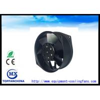 China AC 170mm X 55mm Explosion Proof Exhaust Fan  Metal Large Flow Brushless Cooling Fans wholesale