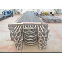 China Steam Boiler Economizer , Carbon Steel Type H Finned Tube Economizer ASME Standard wholesale