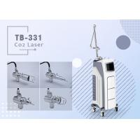 China 10600nm Co2 Fractional Laser Machine for Scar Acne Removal / Winkel Removal wholesale