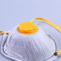 China Breathable Cup FFP2 Mask Anti Dust Face Protection Mask With Head Wearing wholesale