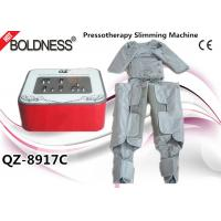 China Body Shaping Air Pressure Pressotherapy Slimming Machine To Improve Varix wholesale