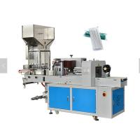 China Plastic And Paper Drinking Straw Packing Machine 220V / 50HZ High Performance wholesale