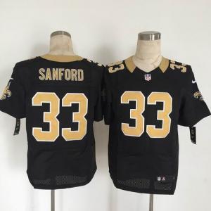 China nike nfl saints 33 Sanford elite jersey cheap wholesale source wholesale