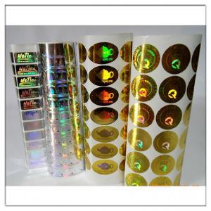 China laser anti-counterfeit hologram labels,Security laser hologram label,anti counterfeit label sticker wholesale